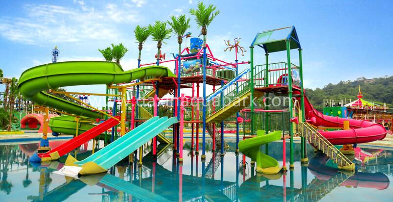 Aqua Playgroung Equipment